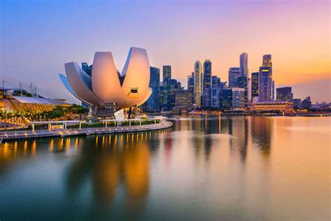 Singapore Facts for Kids | Geography | Food | People