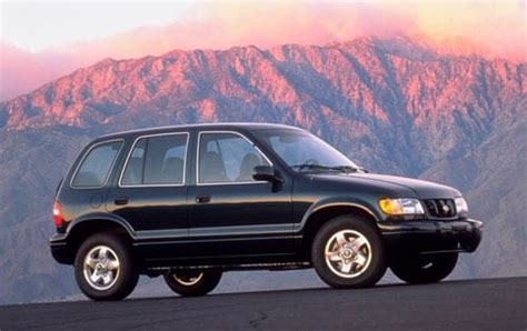 Used 1998 Kia Sportage Pricing - For Sale | Edmunds