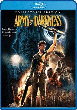 Evil Dead 3 Army of Darkness 1992 BluRay Hindi 720p Dual