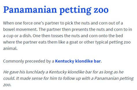 The 37 Most Disgusting Urban Dictionary Definitions Ever