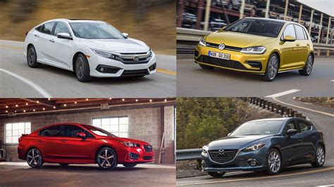Top 10 Compact Cars Ranked From Best To Worst | Top Speed