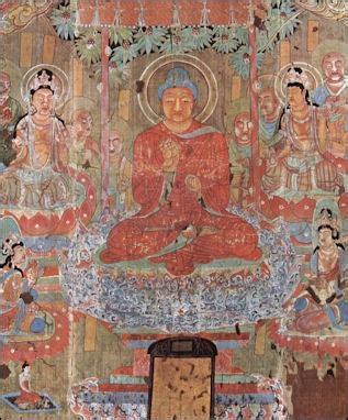 BUDDHISM IN THE TANG DYNASTY | Facts and Details