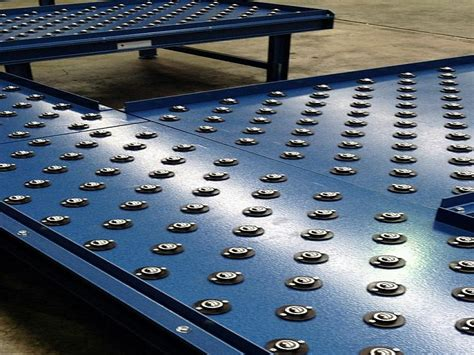 Ball Transfer Tables: Affordably Reduce your Manual