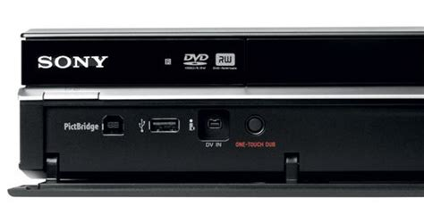 Sony 'clarifies' cause of DVD/HDD recorders losing