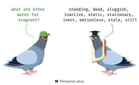 Words Stagnant and Stale have similar meaning