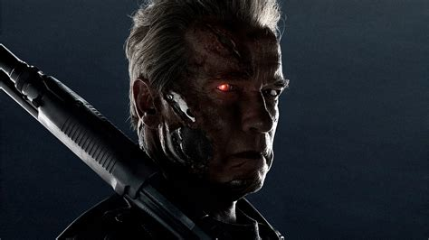 Arnold T 800 Terminator Genisys Wallpapers   HD Wallpapers