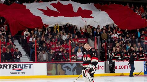 How many canadian hockey teams are in the playoffs