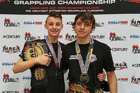 Two fighters from Telford strike it gold | Shropshire Star