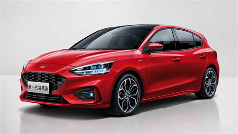 2018 Ford Focus ST-Line (CN) - Wallpapers and HD Images