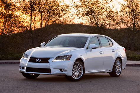 2013 Lexus GS450h Reviews and Rating | Motor Trend