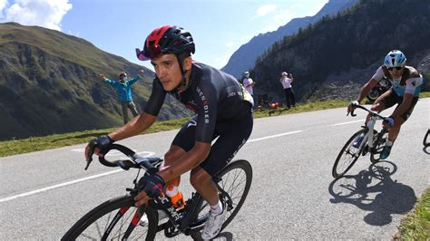 Ineos Grenadiers still swinging in final hours of the Tour