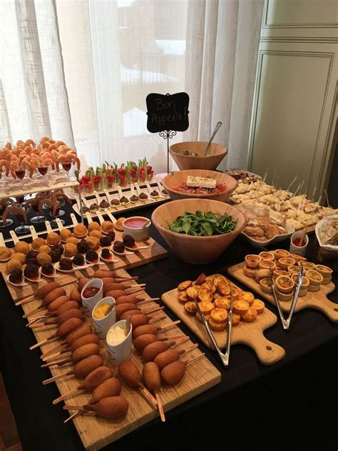 Pin by Pam Gebhardt on Party in 2020 | Buffet food, Food