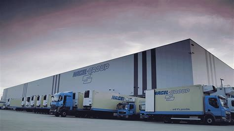 Nagel-Group - A lovely time-lapse GIF of our Bochum