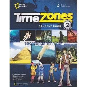 Time Zones 2 Student Book ebook pdf cd free online download