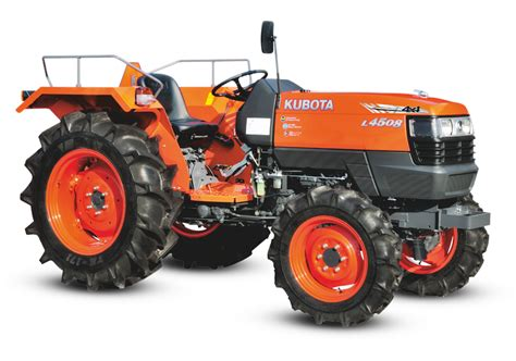 L4508 | Tractor | Kubota Agricultural Machinery India