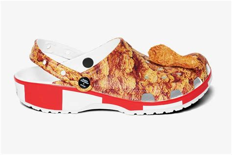 Crocs' x KFC Collab Actually Smells Like Fried Chicken