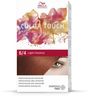 Wella Color Touch 6/4 Mahogny Copper   Ginos