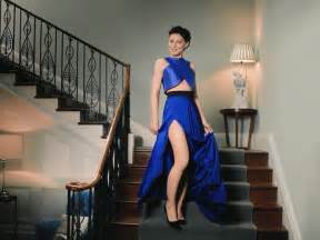 Emma Willis shows off her endless legs as she stars in