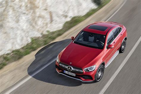2020 Mercedes-Benz GLC Coupe Unveiled   Top Speed