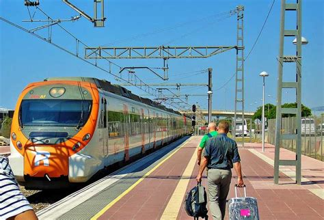 Barcelona Airport Transportation Options - Taxis, trains