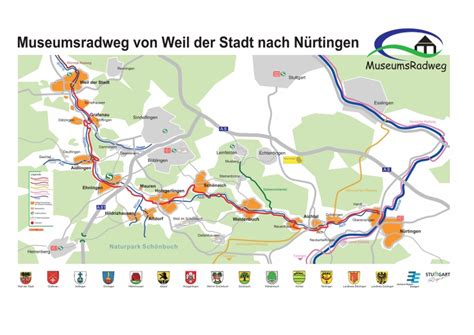 Stadt Waldenbuch: Museum-Cycle-Tour