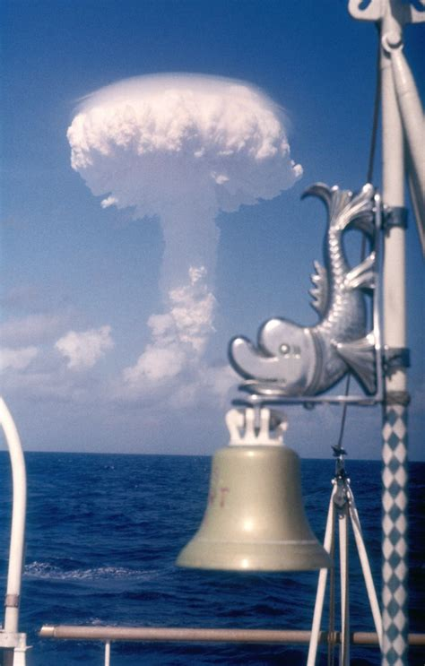 British Hydrogen Bomb Test | South Pacific, 31 May 1957