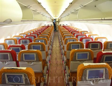 airplane-pics: Economy class aboard air india airbus a319