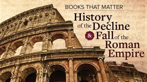 Watch Books That Matter: The History of the Decline and