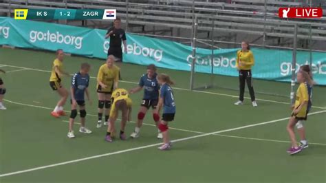 Partille cup 2016 G12 B play off Final - YouTube