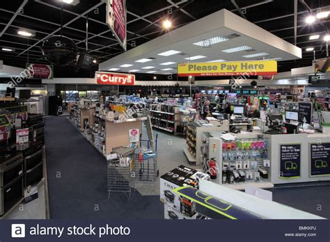 Currys electrical store Stock Photo - Alamy