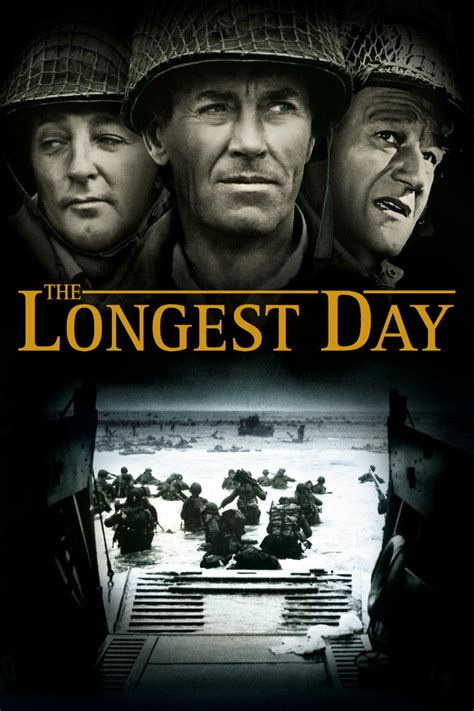 The Longest Day (1962) now available On Demand!
