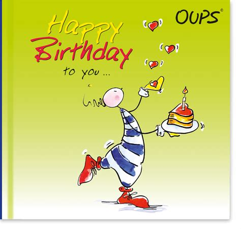 Oups - Themenwelt - OUPS Buch - Happy Birthday to you 3