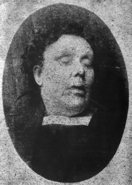 Annie Chapman: Canonical Five Ripper Victim Number Two