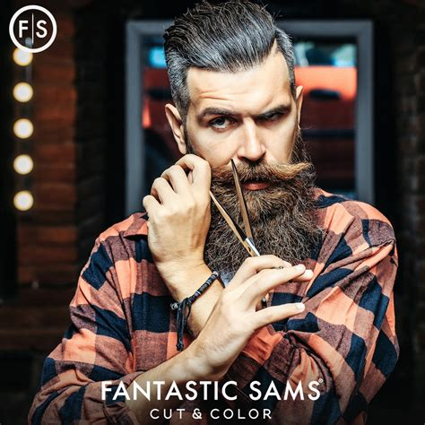 How to Style Your Beard for No-Shave November | Fantastic Sams