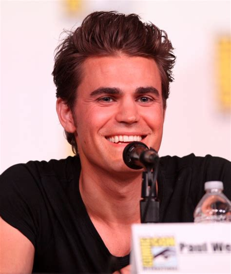 Paul Wesley Weight Height Ethnicity Hair Color Eye Color