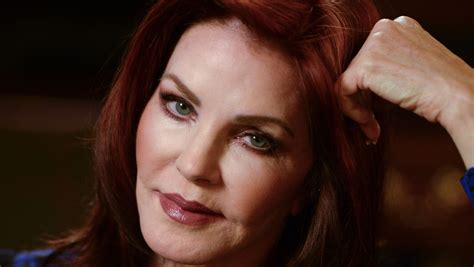 Priscilla Presley talks about revisiting Elvis, with a