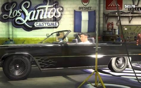 GTA V Hydraulics, Lowrider release likely – Product