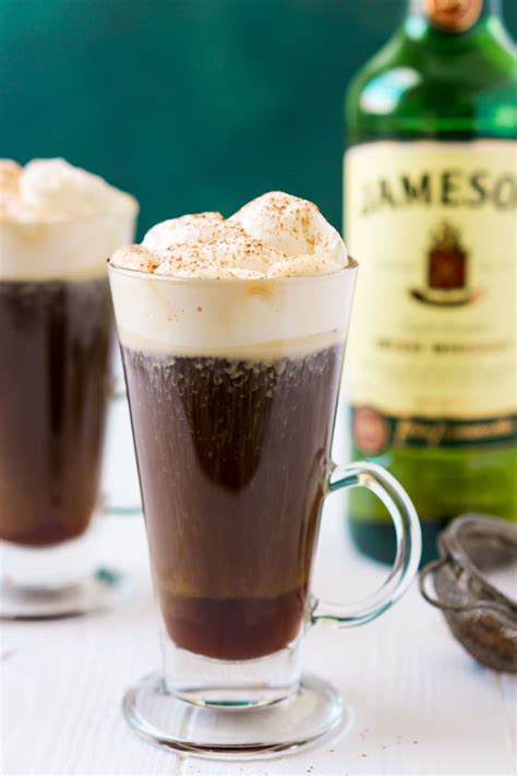 31 Irish Alcoholic and Non Alcoholic Drinks You Dare not
