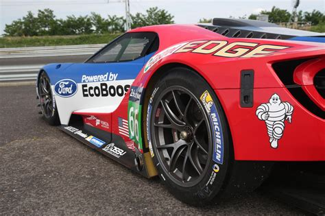 Michelin teams with Ford GT for Le Mans :: Michelin North