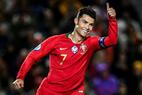Ronaldo hat-trick fires Portugal to brink of Euro 2020