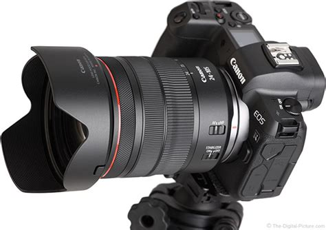 Canon EOS R Noise Test Results