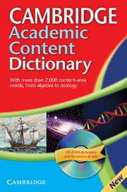 Cambridge English Dictionary: Meanings & Definitions