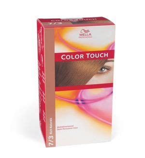 Wella Color Touch 7/3 Hasselnöt   Ginos