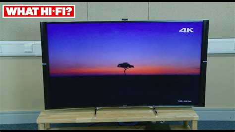 Sony KD-65S9005B unboxing and review - Sony's 4K Ultra HD