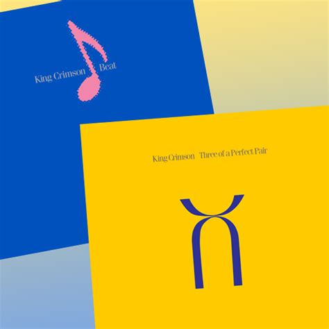 King Crimson - Beat and Three of a Perfect Pair - DVD 5