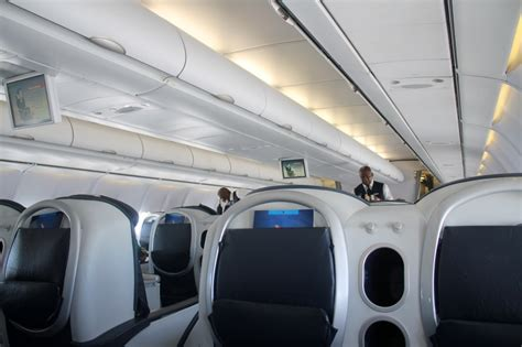 Review: South African Airways Business Class Johannesburg