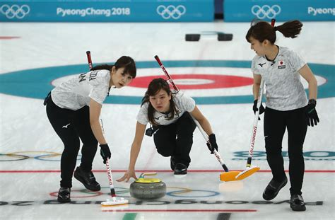 Olympic curling: Women's round robin results session 11 and 12