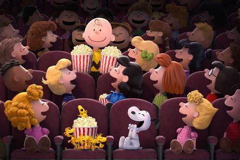 Good ol' Charlie Brown and the Peanuts gang find success