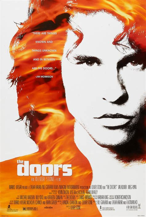 The Doors Movie Poster (#1 of 4) - IMP Awards
