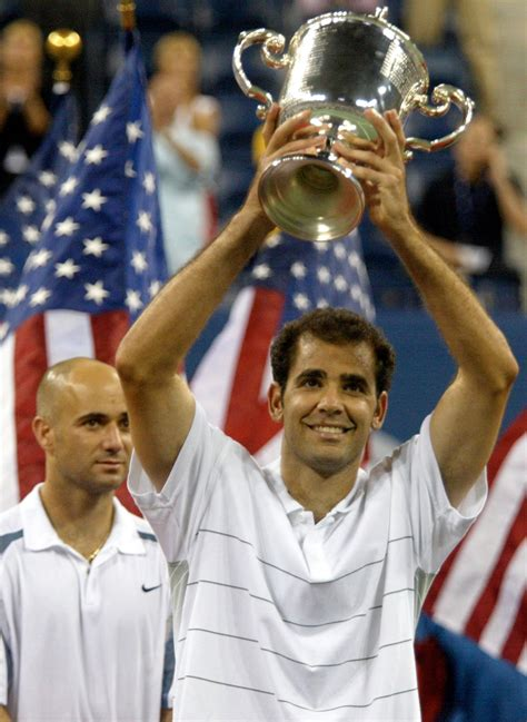 For Sampras 10 Years Ago, a Grand Finale at U